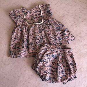 Elegant Baby Girl Dress by Peek 0-3 months